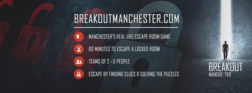 Breakout Manchester dot com