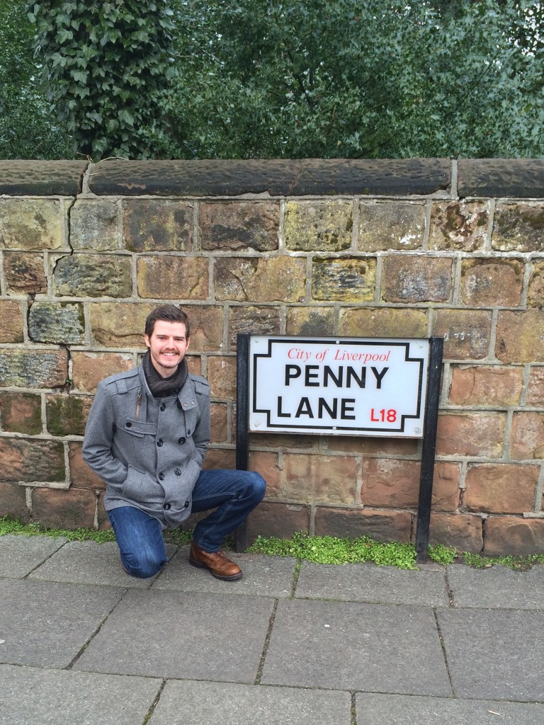 Albert on Penny Lane